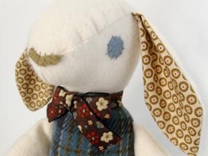 Handmade Bunny Plush Dolls