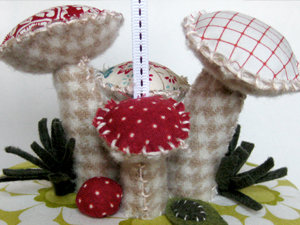 Fabric Topiary – Mobile